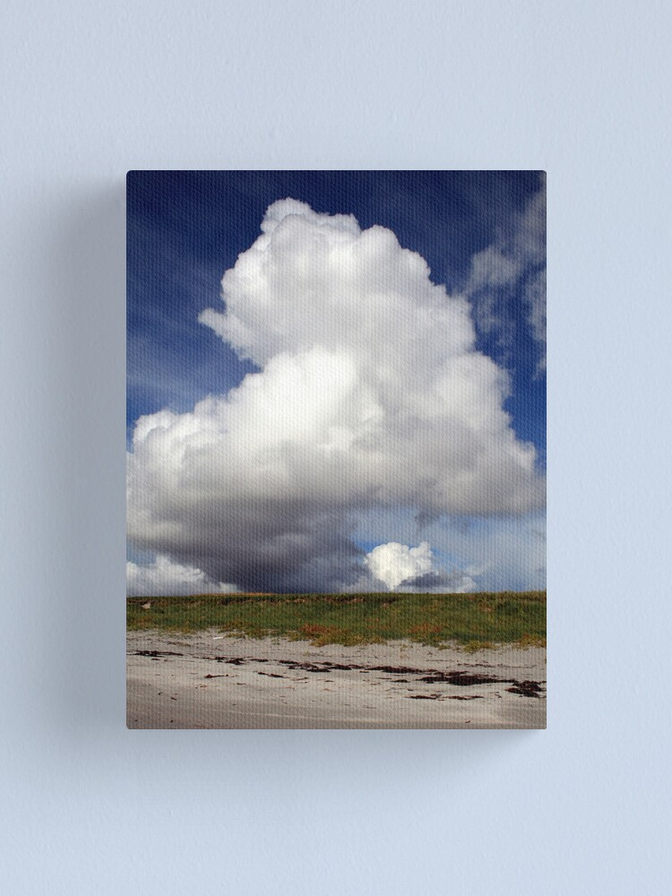 Alternate view of Cloudscape1 Canvas Print