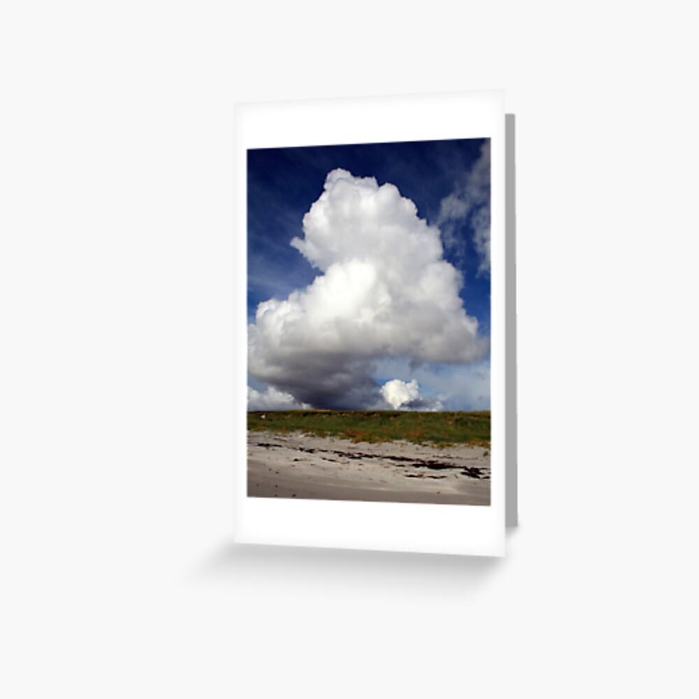 Cloudscape1 Greeting Card
