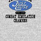 Just Cause CSC 1953 Logo T-Shirt by localheropress