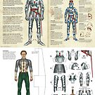 Arming a 15th century knight (paper doll version) by wonder-webb