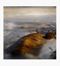 Earth Stone Photographic Print
