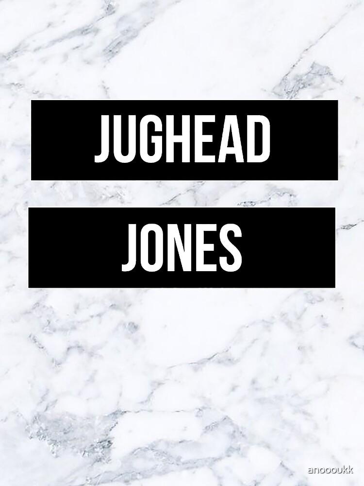 Riverdale - Jughead Jones, Cole Sprouse by anoooukk