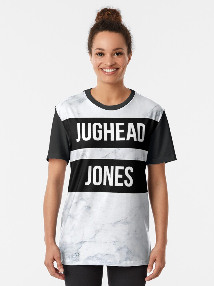 Alternate view of Riverdale - Jughead Jones, Cole Sprouse Graphic T-Shirt