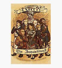 Inquisition Photographic Print