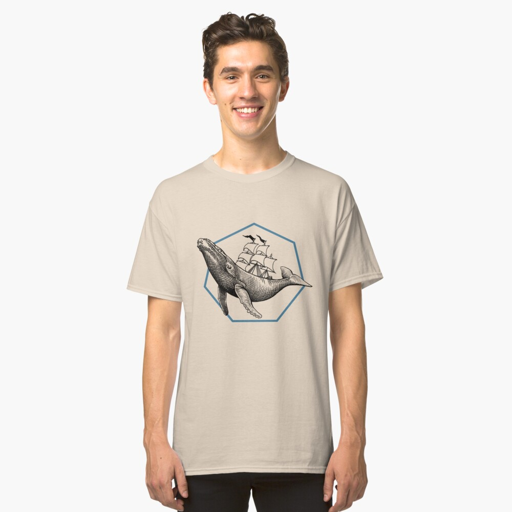 Blauwal Classic T-Shirt