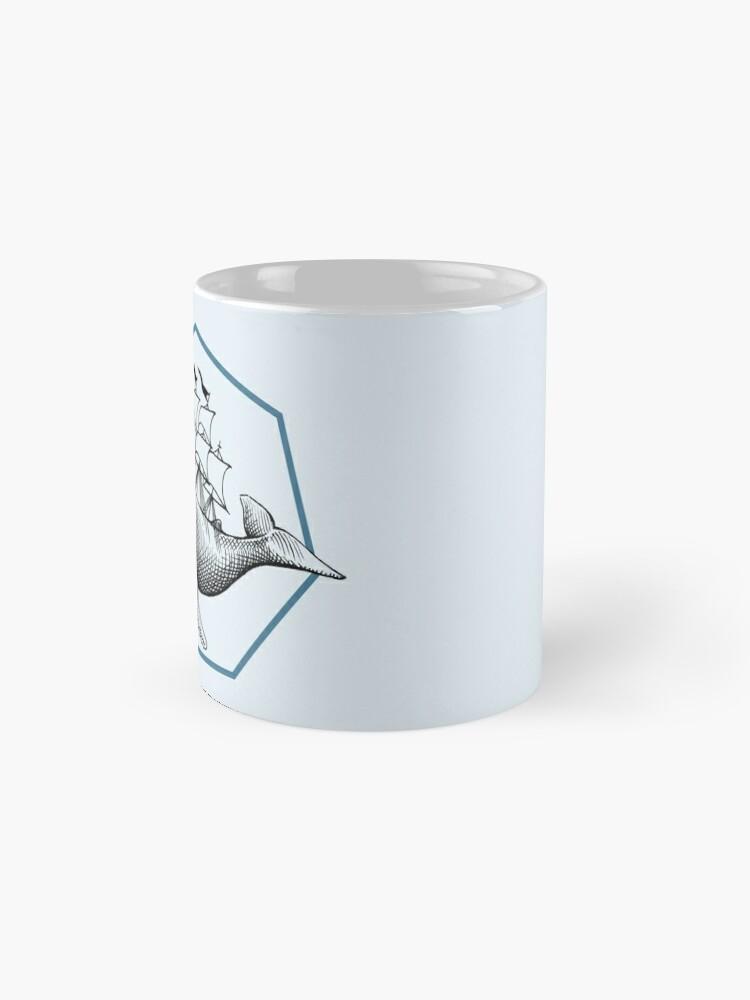Alternative Ansicht von Blauwal Tassen