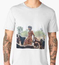Goatherder Men's Premium T-Shirt