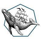 «Blue whale» de Celeste Ciafarone