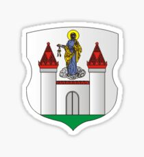 Barysaw Coat of Arms, Belarus Sticker