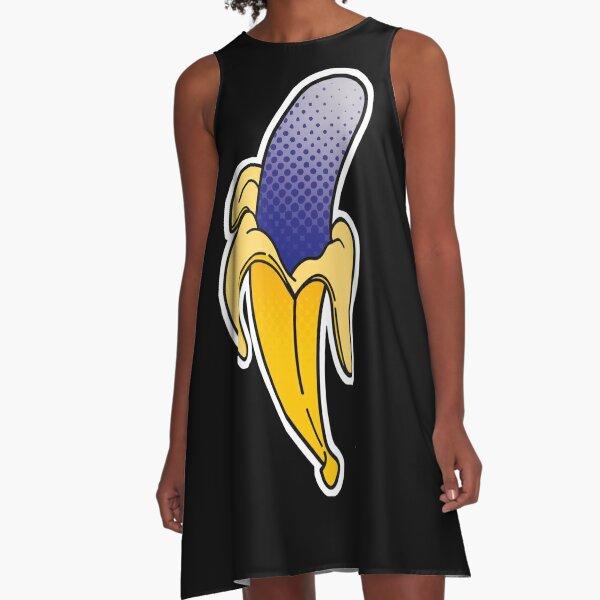 That Banana A-Line Dress
