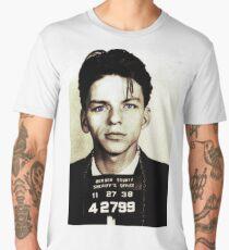 Mugshot Collection - Frank Sinatra Men's Premium T-Shirt