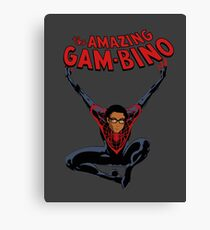The Amazing Childish Gambino  Canvas Print