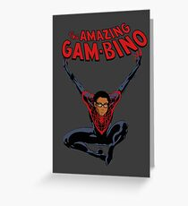 The Amazing Childish Gambino  Greeting Card