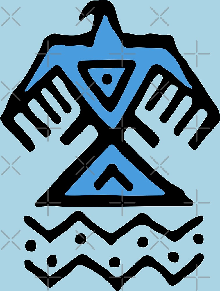 Standing Rock Water Protector Symbol by Jacob Thomas