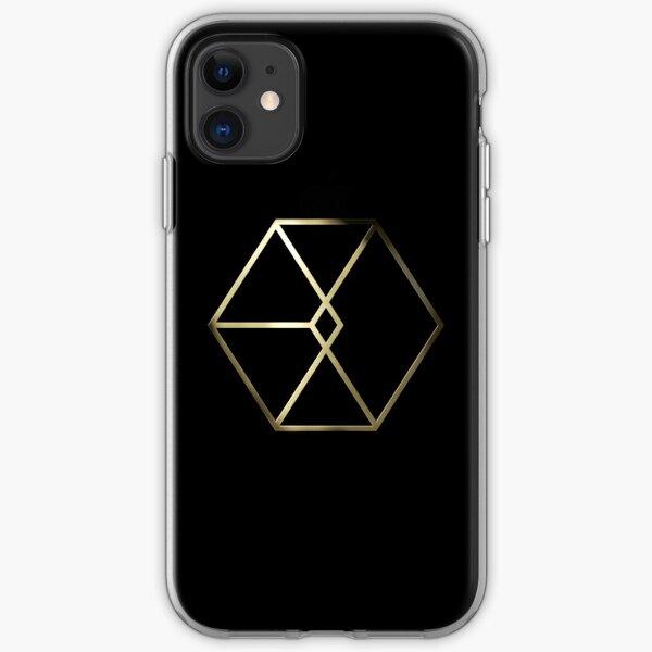 EXO - Exodus Logo 3 iPhone Soft Case