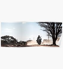 SOMEWHERE IN AFRICA Poster