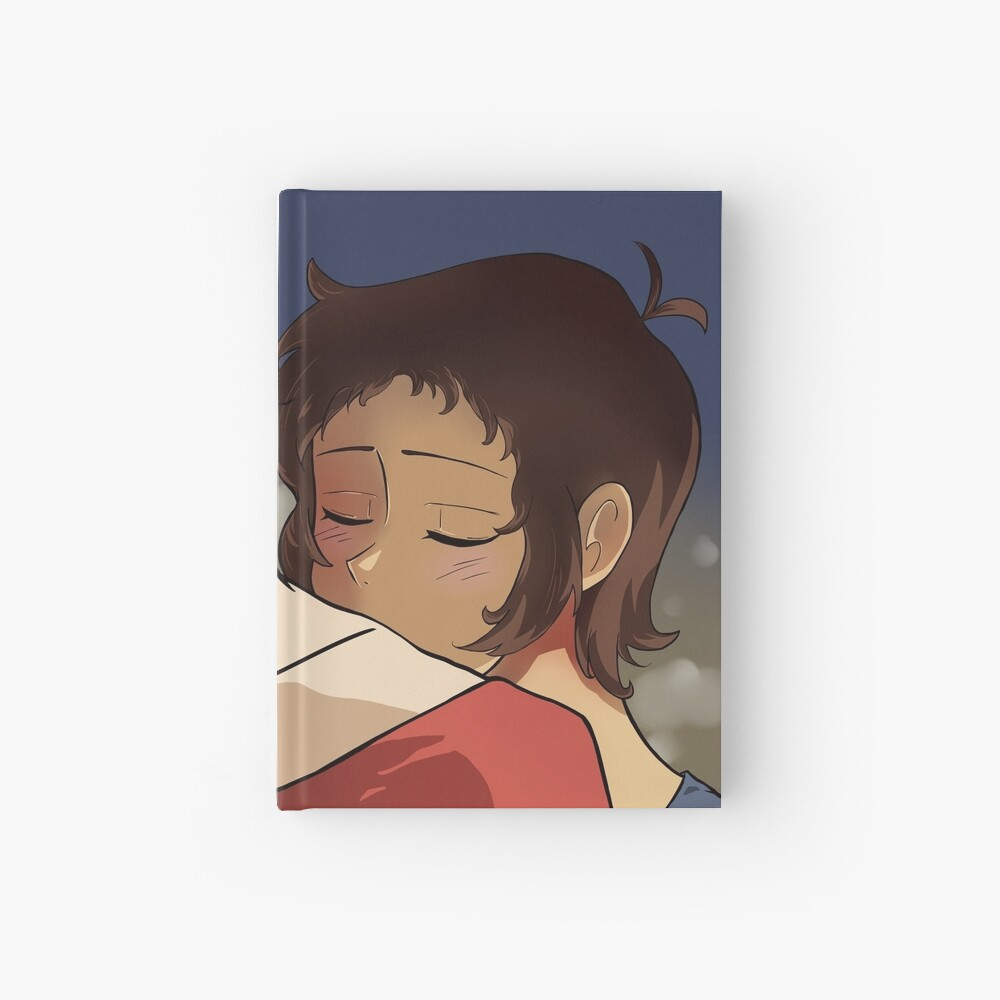 """""""Kiss"""" Hardcover Journal By GrimMarcher"""