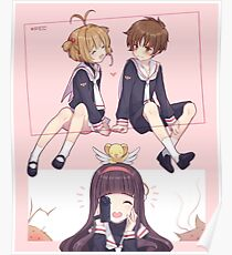 Cardcapt Sakura Poster