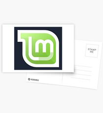 Linux Mint Postcards