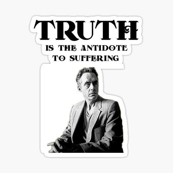 Truth - Jordan Peterson Sticker