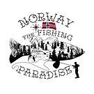 Fishing Paradise Norway von tattoofreak