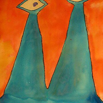 Simple Alien by Mmonarch