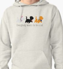 The Aristocats Pullover Hoodie