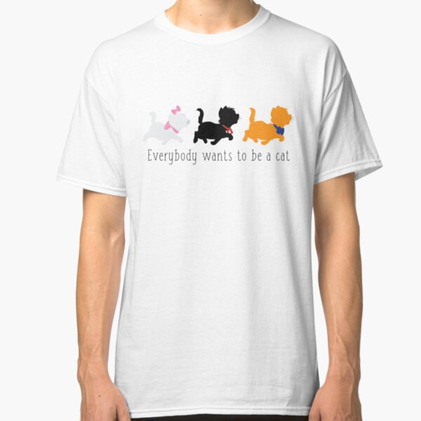 The Aristocats Classic T-Shirt