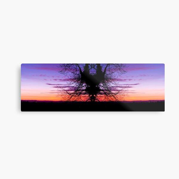 Dear Tree Spirits Metal Print