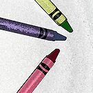Copy Cat Crayons by MichelleR