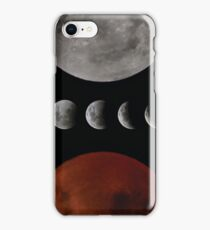 Bloodmoon iPhone Case/Skin