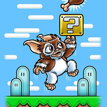 Super Gizmo Bros by Punksthetic
