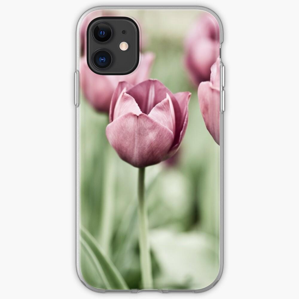Tulip Garden iPhone Case & Cover