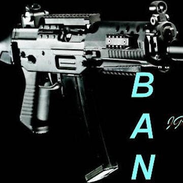 BAN the AR 15 by Jgreenphd