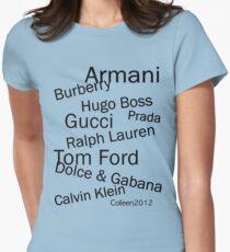 SOLD - WORLD FAMOUS FASHION DESIGNERS  T-Shirt
