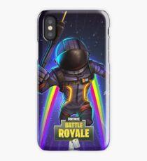 Fortnite Battle Royale - Dark Voyager iPhone Case