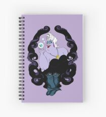 Ursula Spiral Notebook