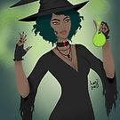 Neon Witch by Ley Saulnier