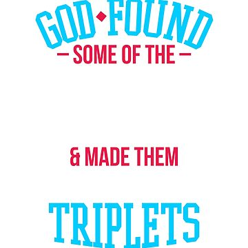 God Found Some Of The Strongest Women & Made Them Moms Of Triplets by TeeVision