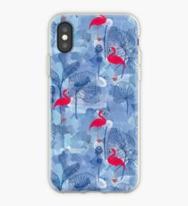 Flamingo  iPhone-Hülle & Cover
