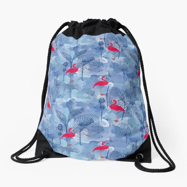 Flamingo  Turnbeutel