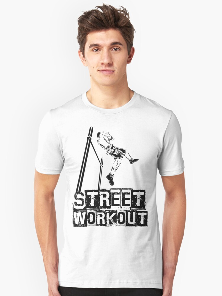2f016125 STREET STRENGTH - Muscle up
