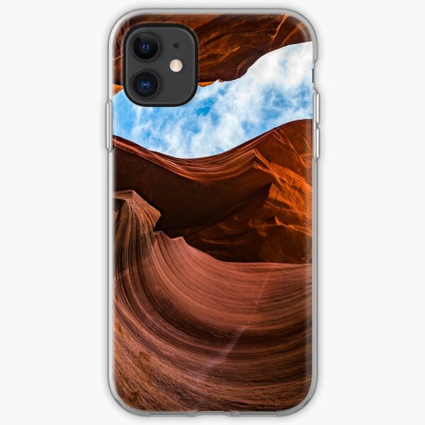 Canyon Curve II iPhone Soft Case
