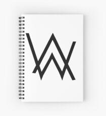 Alan Walker Lightweight Popular Trending Spiral Notebook