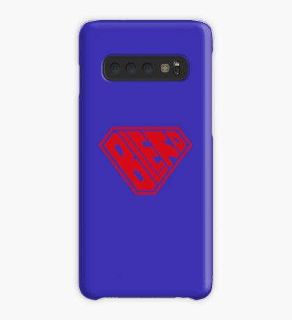 Blerd SuperEmpowered (Red) Case/Skin for Samsung Galaxy