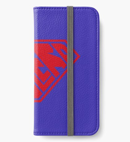 Blerd SuperEmpowered (Red) iPhone Wallet