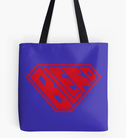 Blerd SuperEmpowered (Red) Tote Bag