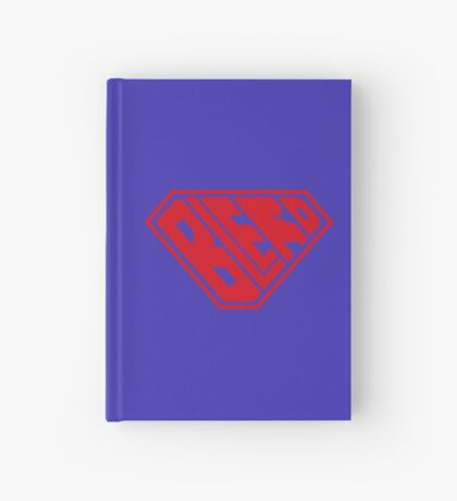 Blerd SuperEmpowered (Red) Hardcover Journal