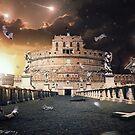 Rome Apocalypse  by jordygraph