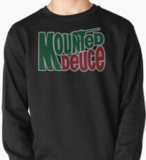 Mounted Deuce Pullover